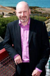 Martin Crump Presenting